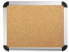 DELI 900x1200mm Cork Board (each)