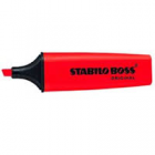 STABILO BOSS HIGHLIGHTER RED BOX 10